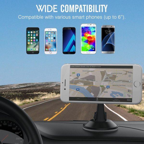 Magnetic Universal Phone Dashboard Mount