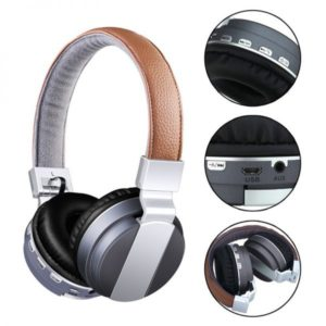 Executive Wireless Headset with Mic