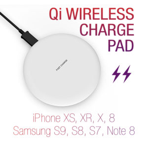 Qi Wireless Charging Pad
