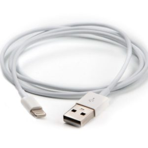White Lightning Cable 3'